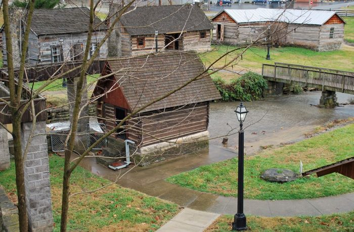 Tour the Old Bardstown Village and the Civil War Museum
