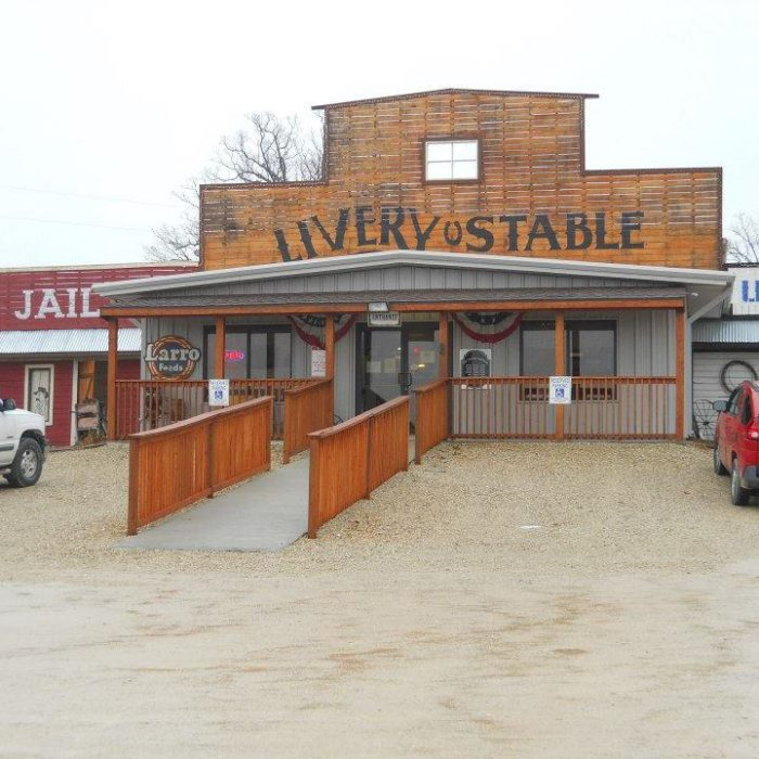 2. Old Towne Antiques & Eatery - Rolla