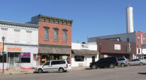 6. Start talking about small towns. Any small Nebraska town will do.