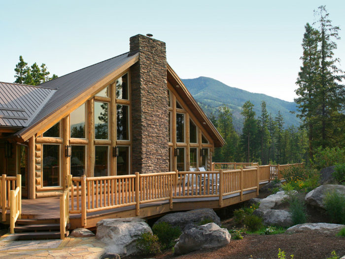 From the one bedroom cabins to the sprawling ranch homes, the accommodations here define rustic elegance.