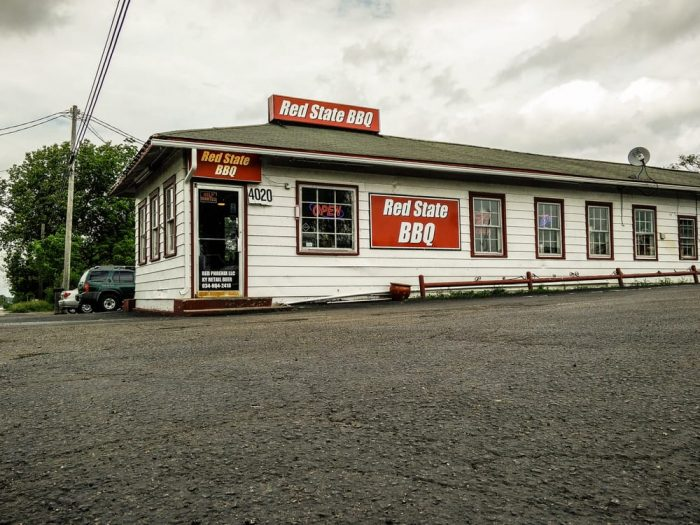 11. Red State BBQ, Lexington