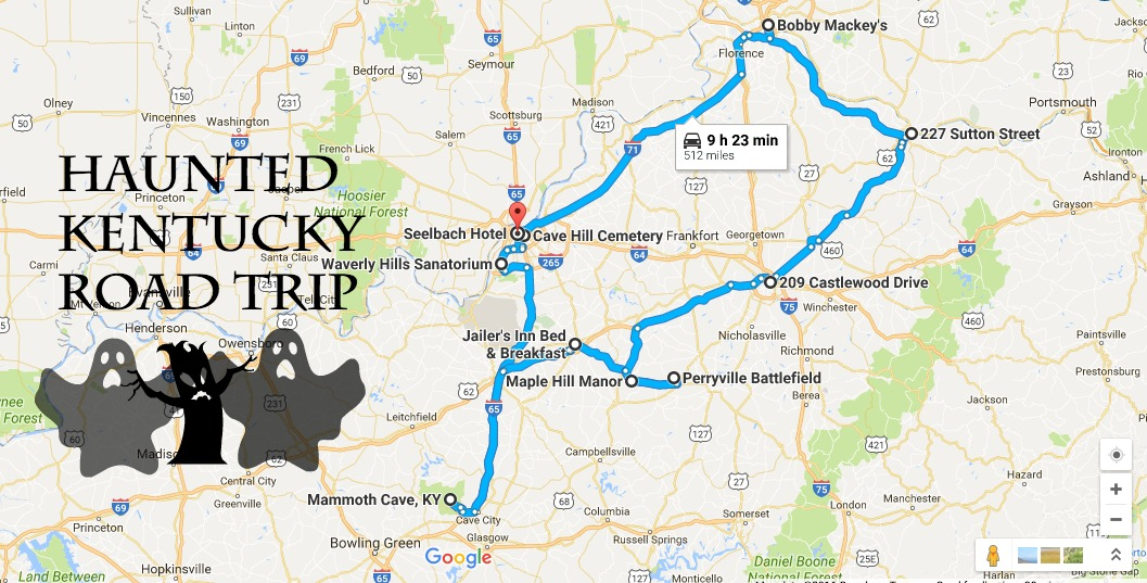Image Result For Google Maps Louisville Ky