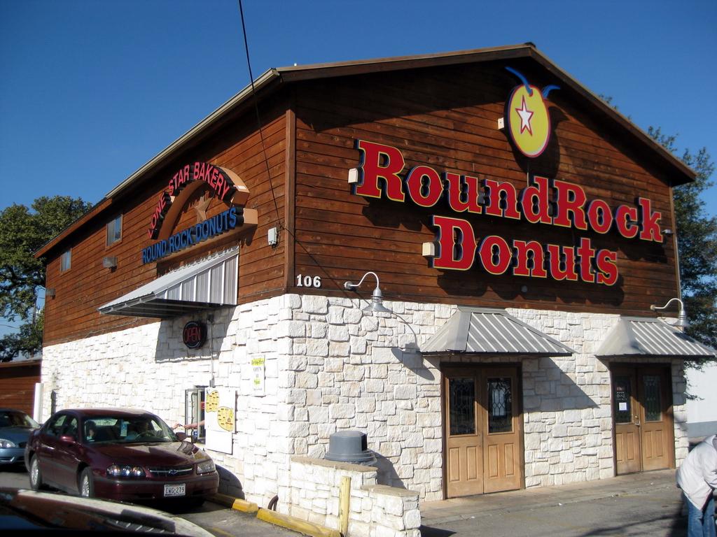 10 Best Donut Shops In Austin