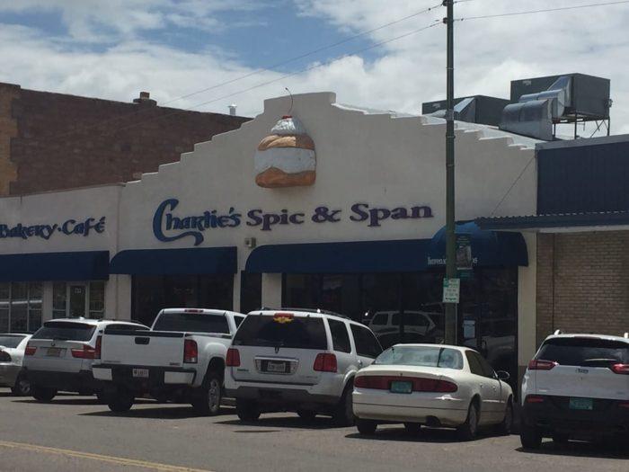 8. Charlie's Spic & Span, 713 Douglas Avenue, Las Vegas
