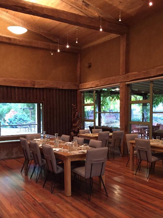 Enjoy lunch or dinner in the Blue Heron Restaurant.