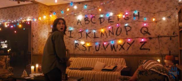 Stranger Things Themed Halloween House In Nebraska Is A