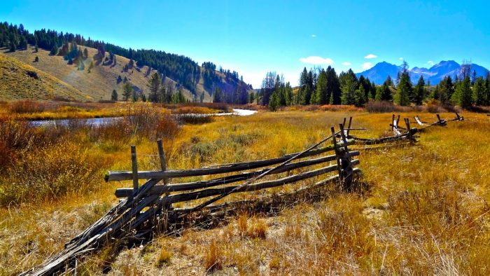 5. Salmon River Scenic Byway