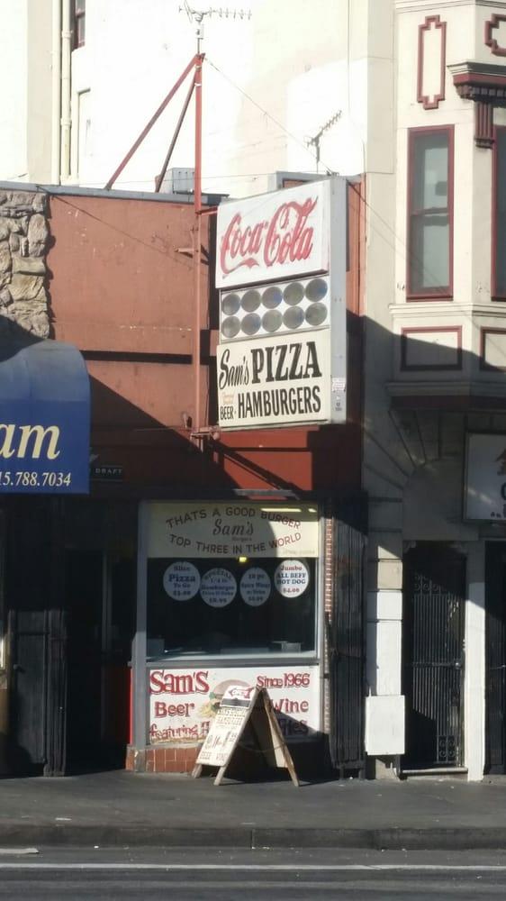9. Sam's: 618 Broadway Street