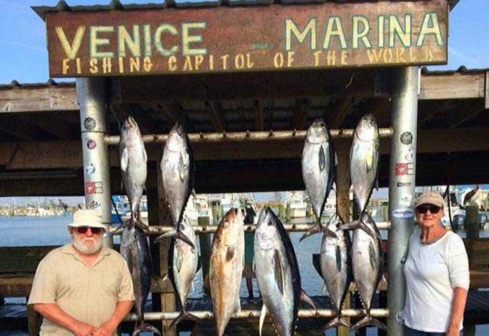 So consider taking a trip all the way to the tip of Louisiana, known by some as the fishing capital of the world.