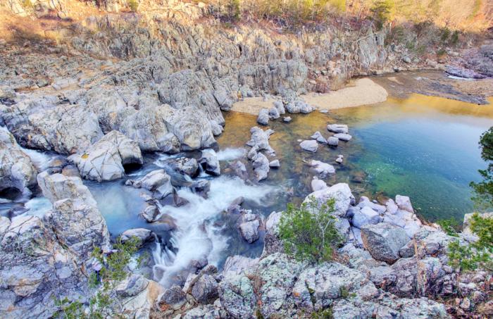 4. Johnson Shut-Ins State Park - Middle Brook
