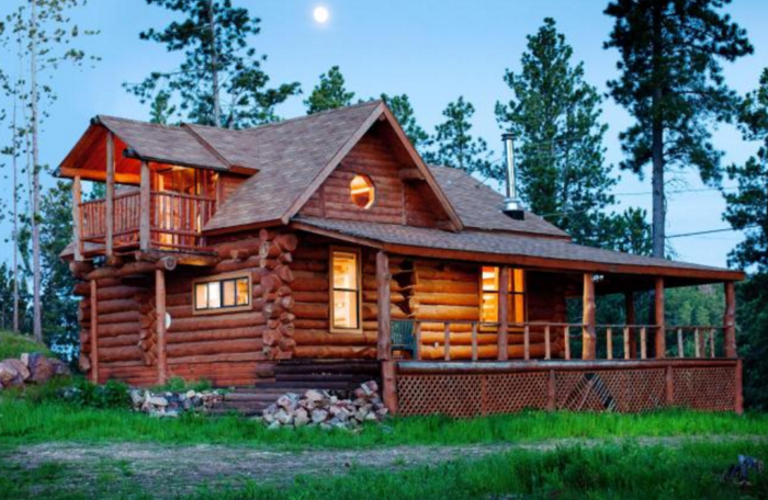 6. Mountain Crest Cabin - Lead