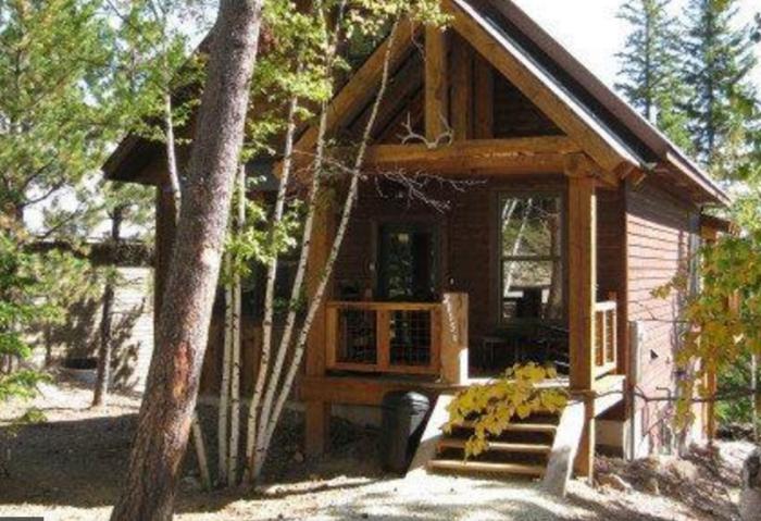 8. Iron Horse Cabin - Deadwood
