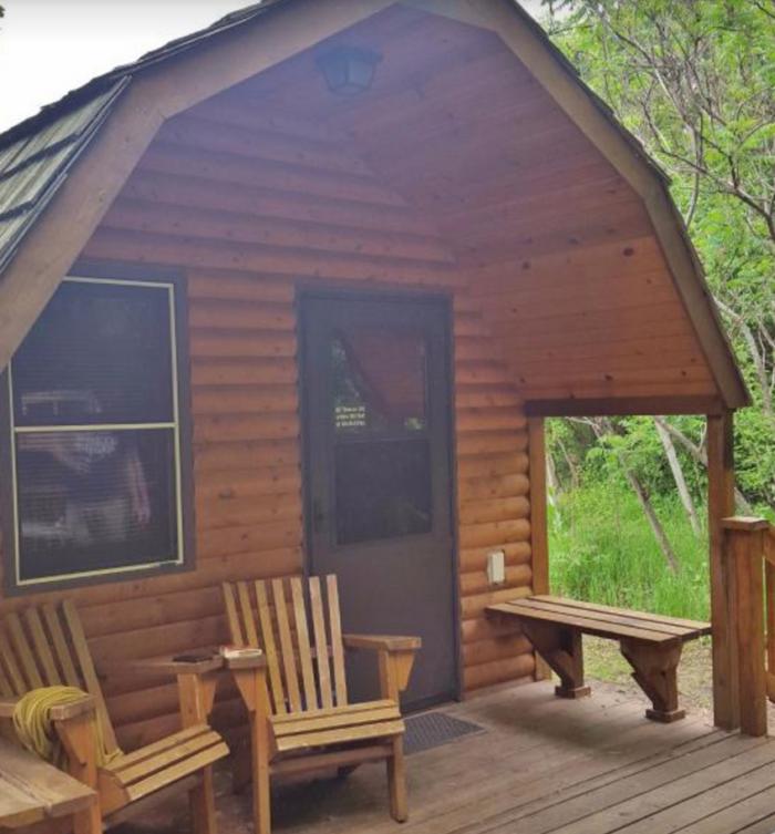 4. Big Sioux Recreation Cabins - Brandon