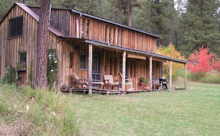 9. Cabin At Green Mountain - Nemo