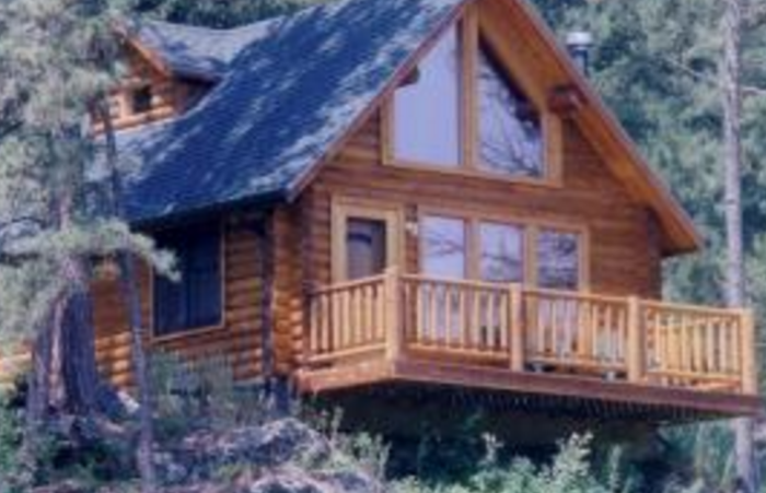 3. Magical Black Hills Retreat - Hill City