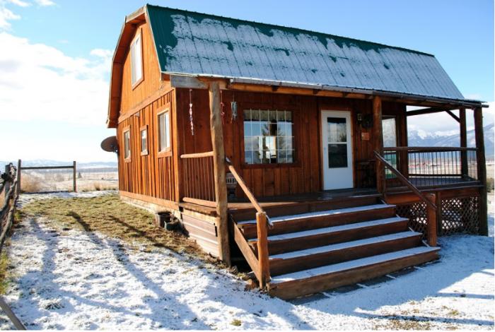 5. Wilderness Spirit Cabins, Corvallis