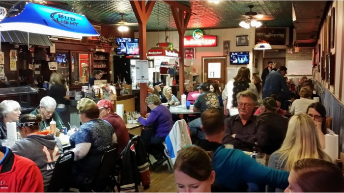 On any given night you'll find the place crowded with locals and people who have made a special trip just to experience Terry's. Remember to make that reservation if you're hoping to get a table here.