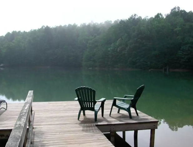 4. Privacy on the Lake