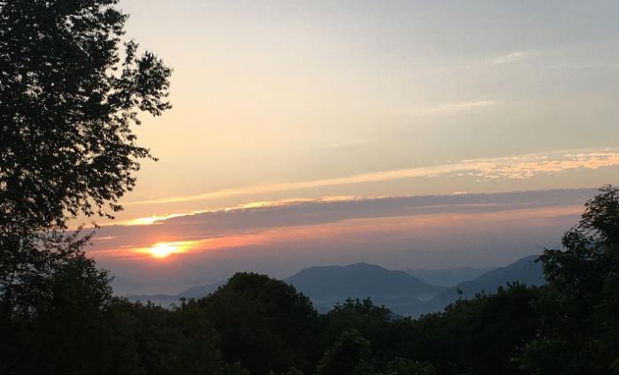 8. Best Views in the Blue Ridge