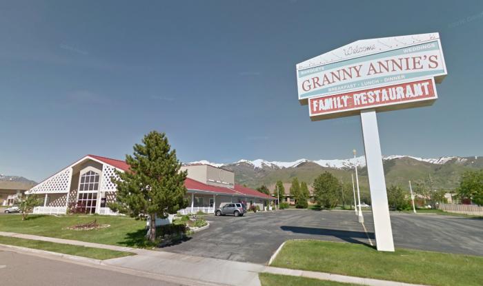 4. Granny Annie's, Layton