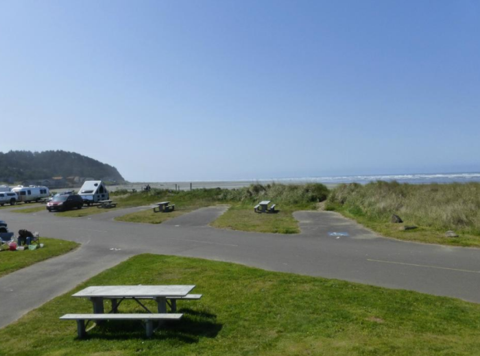 9 Spots In Washington State For Camping On The Beach