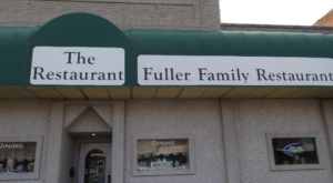 There's Something Incredibly Charming About This Family Restaurant In Nebraska