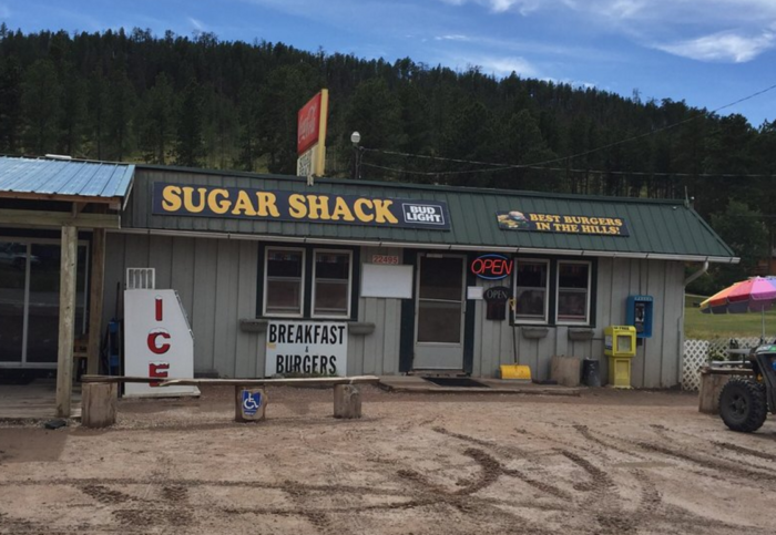 4. Sugar Shack - Deadwood