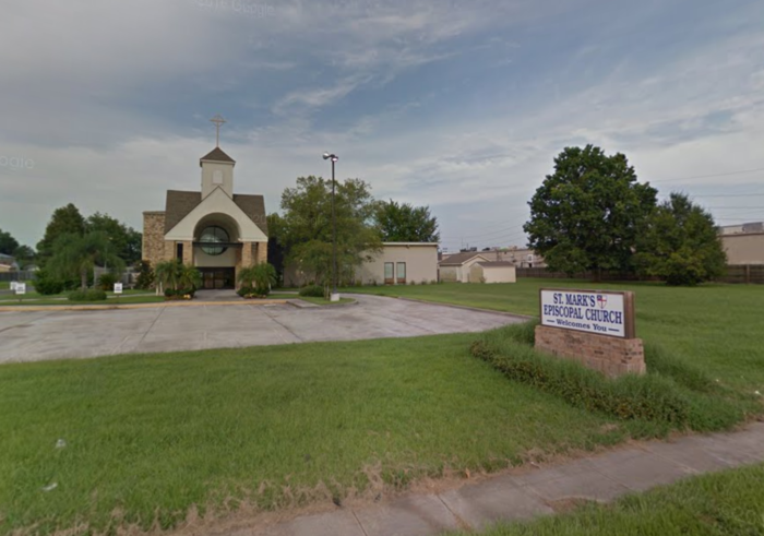7) St. Mark's Episcopal Church, 3245 Manhattan Blvd, Harvey