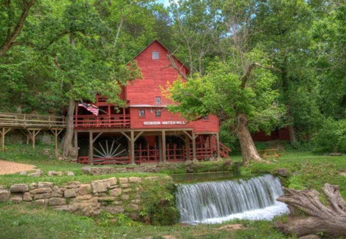 Hodgson Mill - Tecumseh