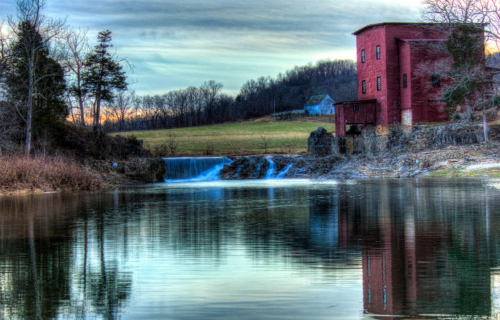 Dillard Mill - Davisville