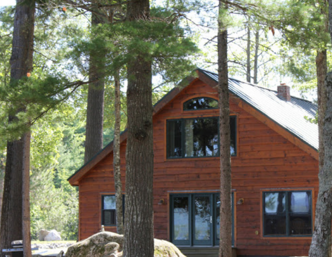 8. Twin Pine Camps and Cabins, Millinocket