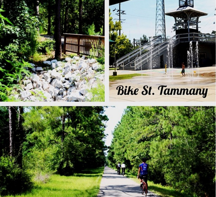 The trails include more than 31 miles of paved roads and a  number of renovated railroad trestles.