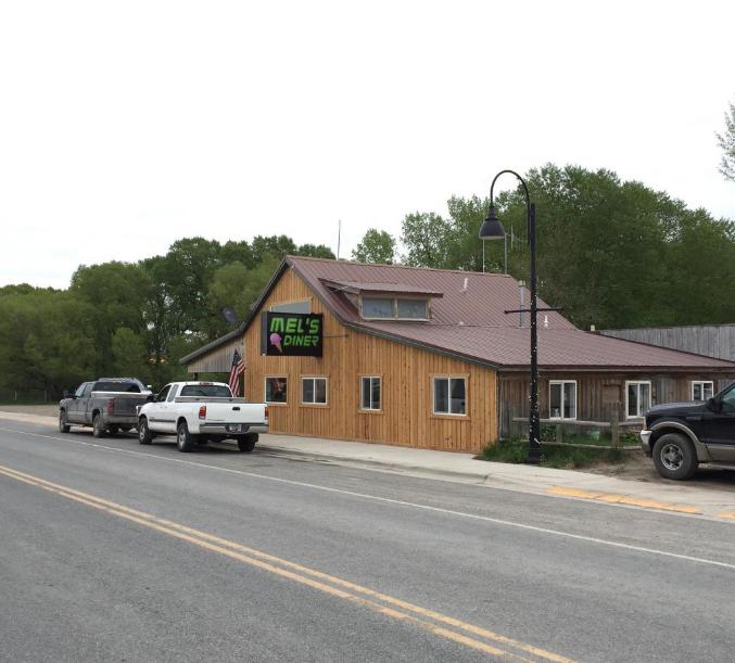 2. Mel's Diner, 121 Main Street, Augusta