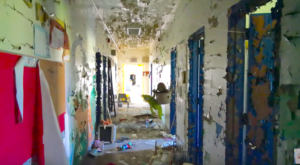 There's Something Eerie About This Decaying Children's Asylum