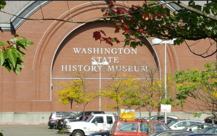 The Washington State History Museum is located at 1911 Pacific Avenue.