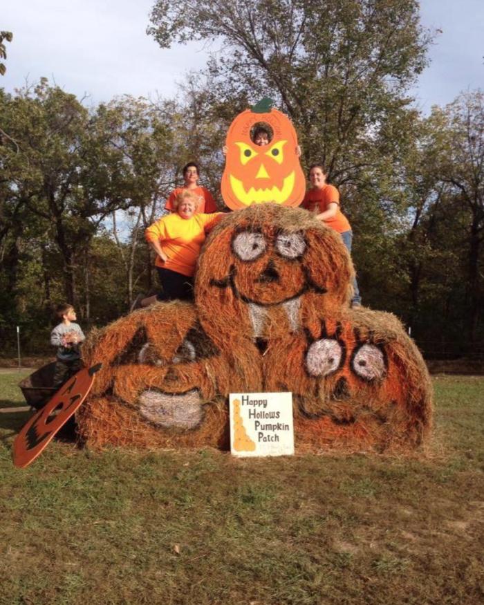 8. Happy Hollow Pumpkin Patch - Crocker