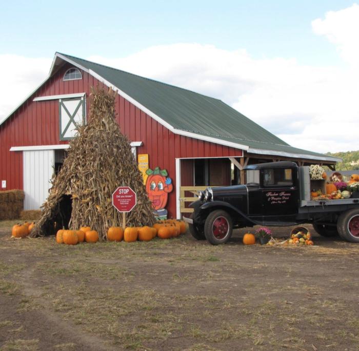 9. Fischer Farms Pumpkin Patch & Corn Maze - Jefferson City