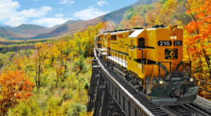 This Pumpkin Patch Train Ride In New Hampshire Is Everything You Need This Fall