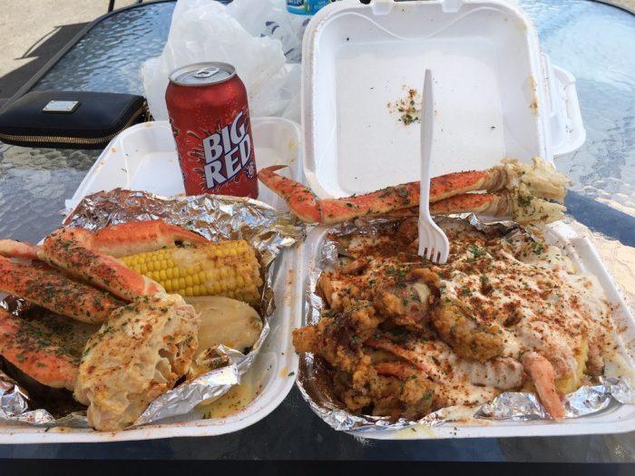 Seafood Lady Food
