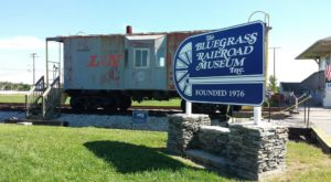 Take This Haunted Train Ride In Kentucky For Some Spooky Thrills
