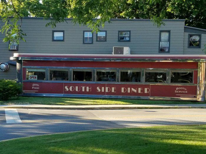 1. South Side Soda Shop and Diner - Goshen