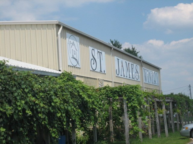 7. St. James Winery - St. James