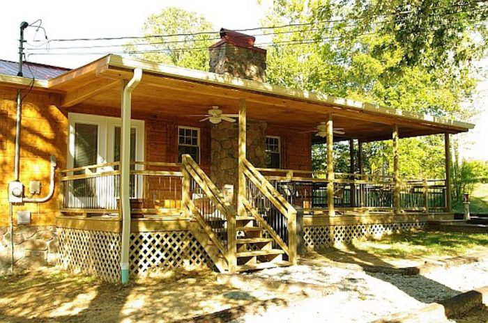 2. Star Falls Cabin, Falls Creek Cabins and Campground, Corbin