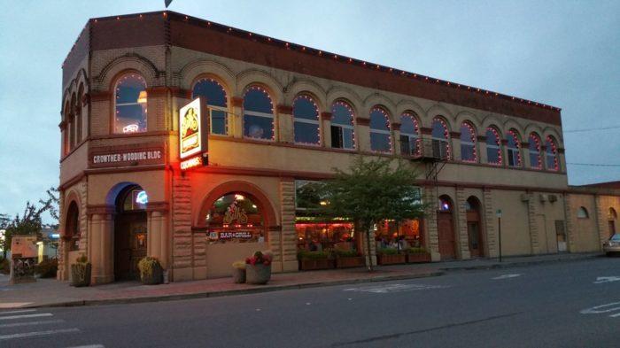 Billy S Bar Grill Aberdeen
