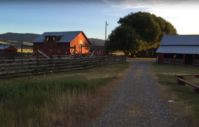 At first glance, this tiny Idaho town might seem beautiful, but nothing special. Take a short drive, however, and you'll find more than a few reasons to fall in love.