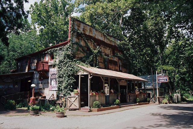 7. The Story Inn - Nashville