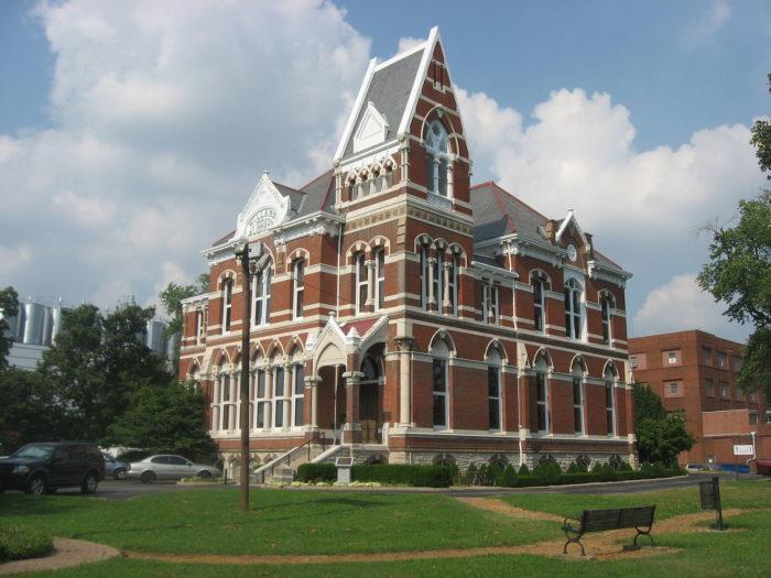 1. The Willard Library - Evansville