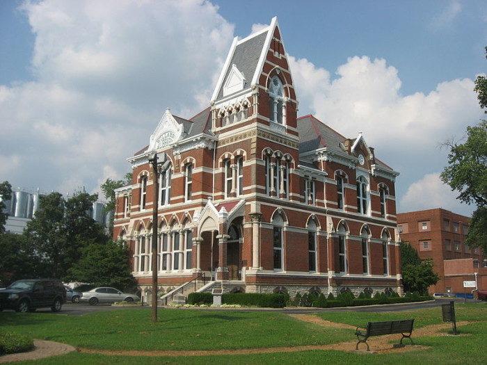 9. The Willard Library - Evansville