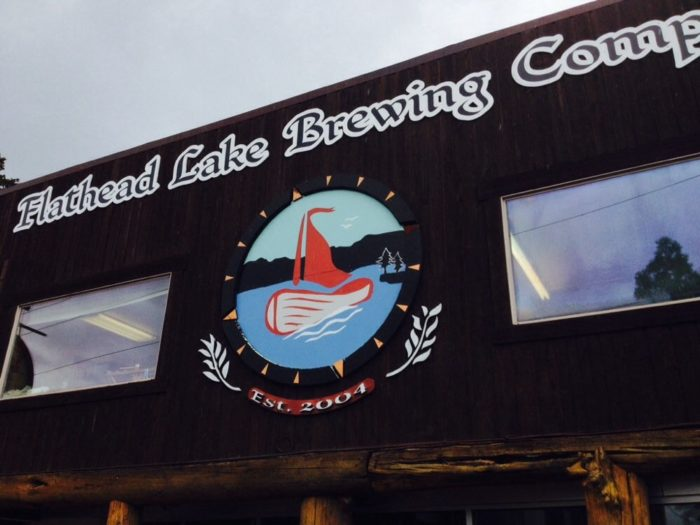 10. Flathead Lake Brewing Company, Bigfork