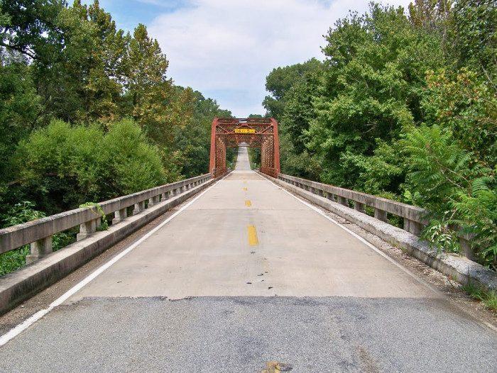 2. Gist Bridge - Union, SC